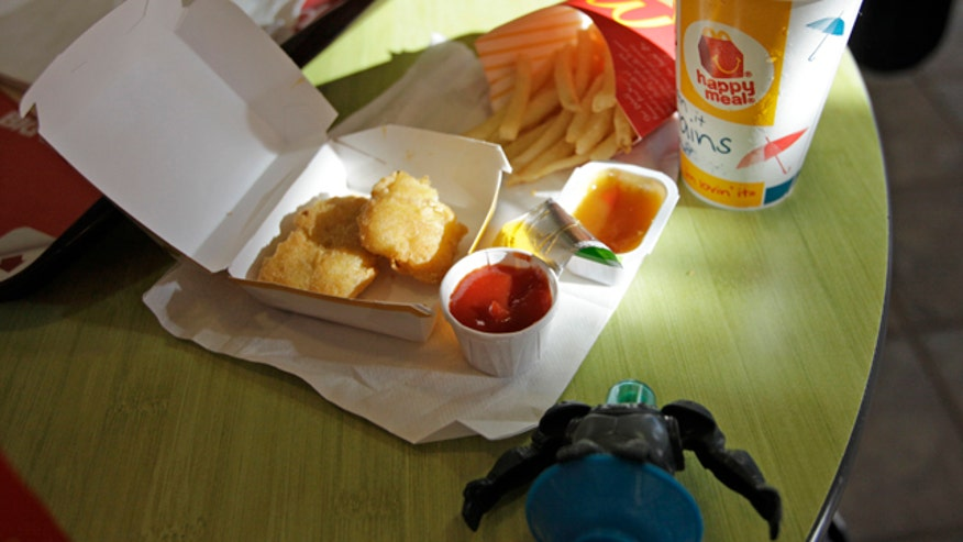 SF Banned Happy Meals