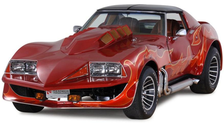 Best Chevrolet Corvette movie appearancesCorvette Summer Van