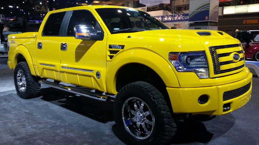 F150 Tuscany Truck For Sale | Autos Post