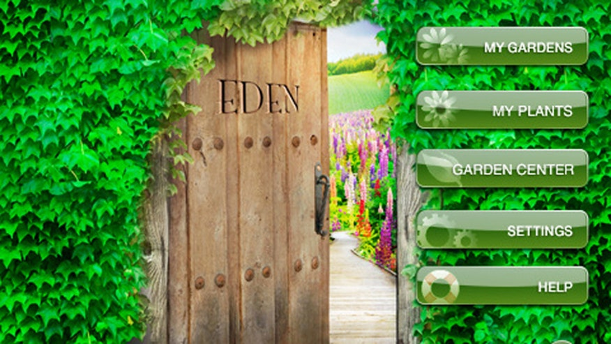 The Eden Garden Designer