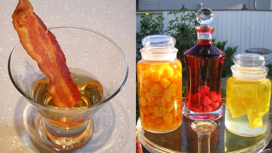 Infused Spirits