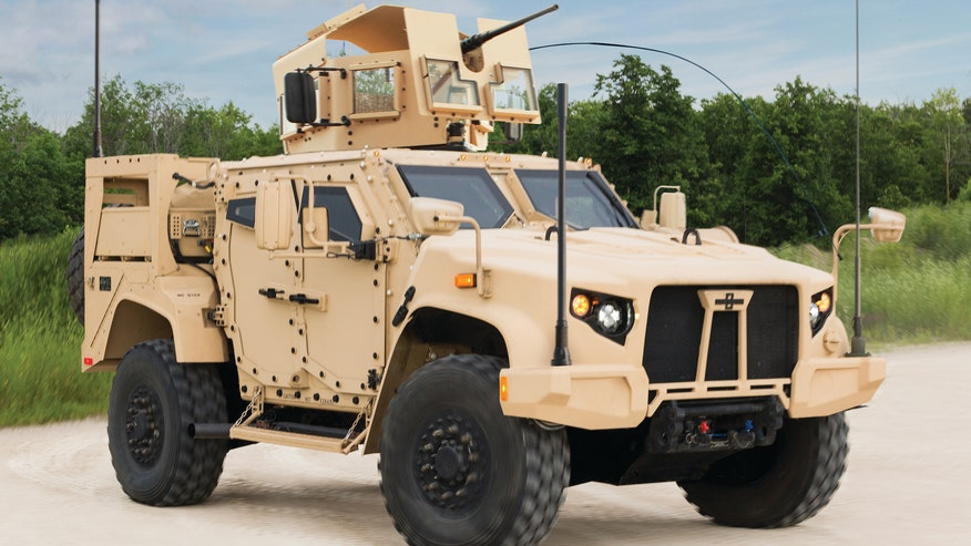 Used Cars New Orleans >> DoD Awards $6.7 Billion to Oshkosh for Humvee Replacement ...