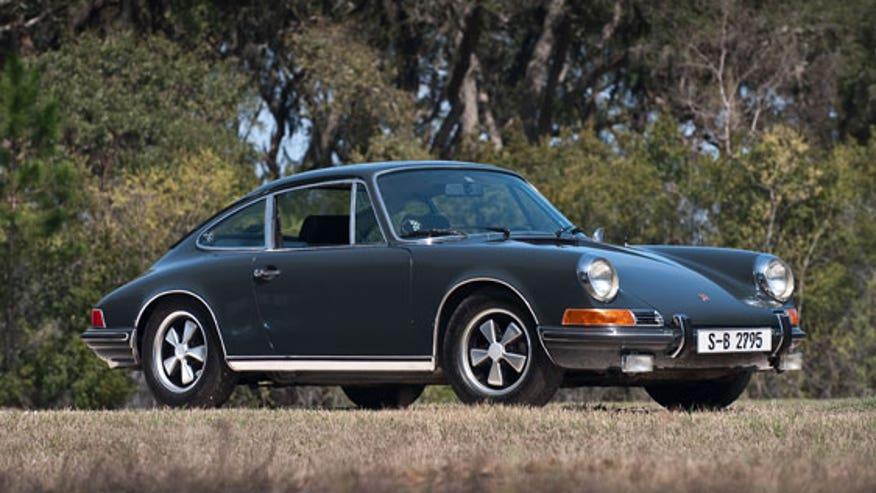 Steve McQueen Porsche