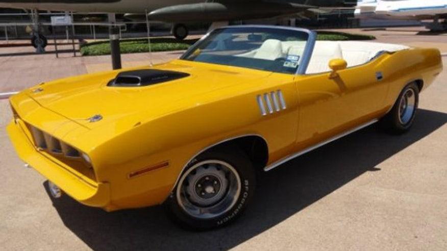 Nash bridge s hemi cuda texas classic cars of dallas