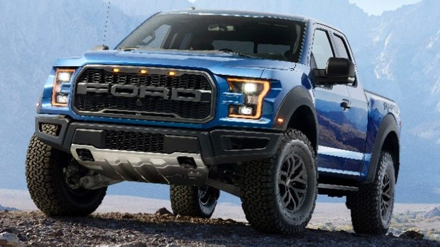 Who invented the 2017 Ford Raptor  ThingLink