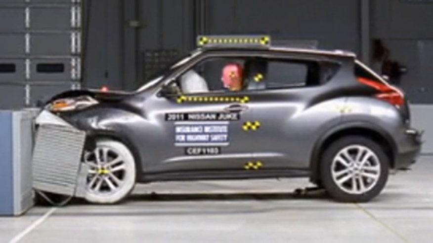 Nissan Crash Test