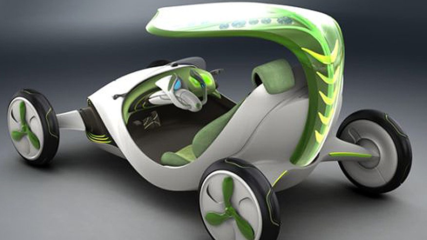 Shanghai Automotive Industry Corp. YeZ concept rear