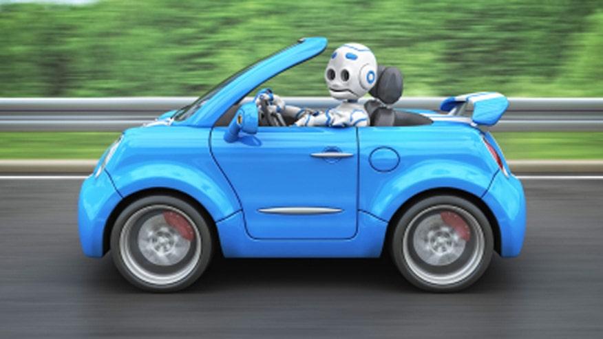 Driver Robot 1.02