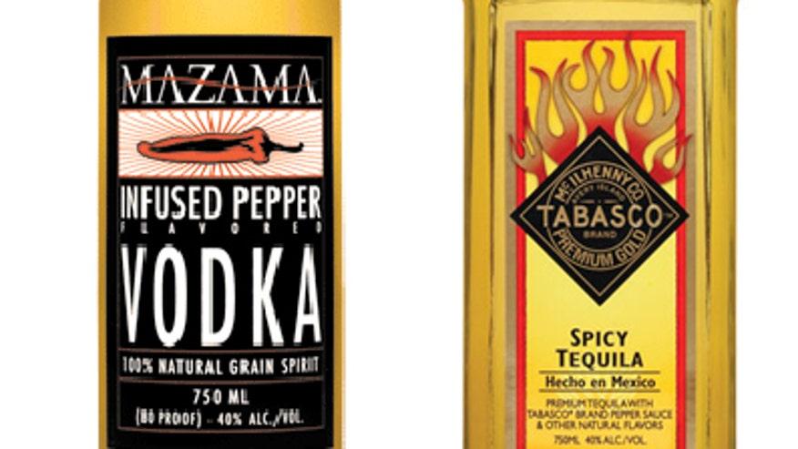 Tabasco Tequila