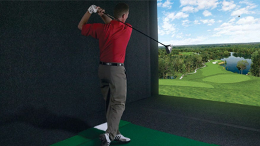 """full swing golf penetration into The secret lies in a move called """"wrist extension"""" wit the right hand  and it  doesn't really penetrate in the wind, you don't have that good, clean  now i'm  just going to speed that up to get the good, full swing, and i should hit."""