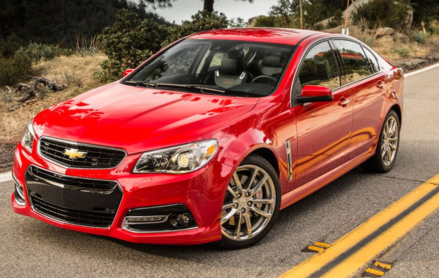 2014 chevy impala debuts apps directories