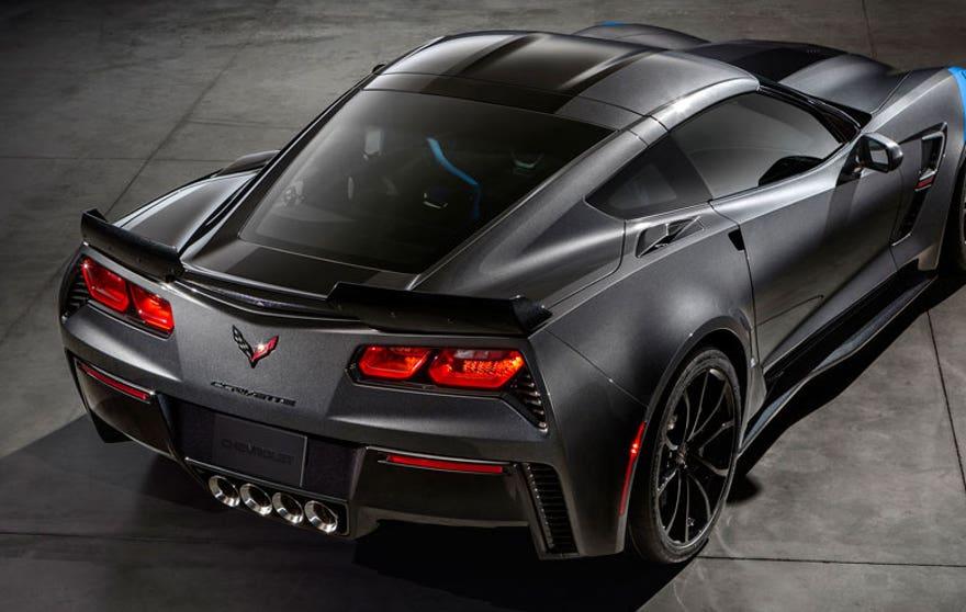 Hasil gambar untuk Corvette Stingray 2017