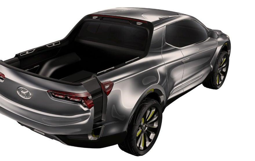 2018 Hyundai Santa Cruz Newhairstylesformen2014 Com