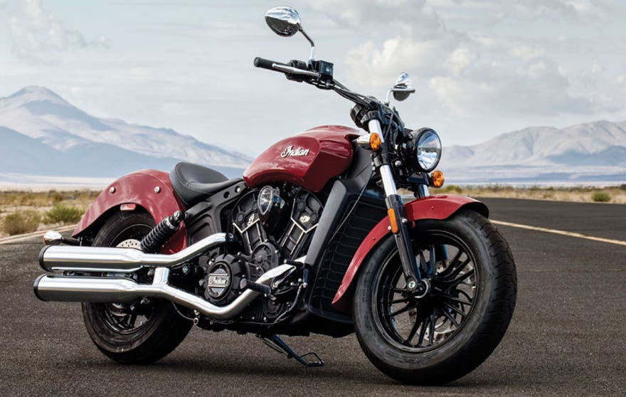 Indian Motorcycles gets back on track with affordable Scout Sixty