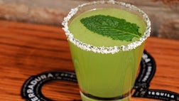 Here some delicious (not necessarily authentic) St. Patrick's Day cocktails to get your green on.