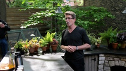 Recently Chef Bayless hosted a rare behind-the-scenes tour of his personal garden for a select group attending the National Restaurant Association's annual trade show in Chicago.