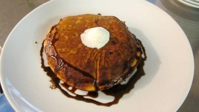 Today isShrove Tuesday and that means eatinglots of pancakes. Originating from theOld English word shrive which is means absolve --the day isseen as a day to enjoy yummy foods before the fasting of Lent. So celebrate by whipping up one of these fabulous pancake creations.