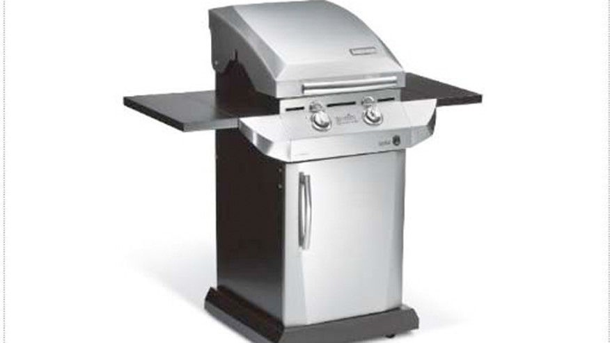 Gas Grills For Small Spaces ~ Coleman even heat™ small spaces natural gas bbq grill