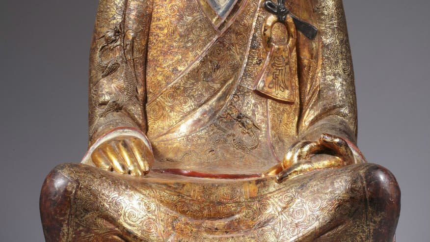1,000 year-old mummified monk reveals more of his secrets