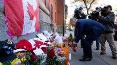 Wednesday, Michael Zehaf-Bibeau, a -year-old Canadian man, killed Nathan Cirillo, a soldier standing guard at the War Memorial in Ottawa. He then stormed Parliament, where he was shot to death.
