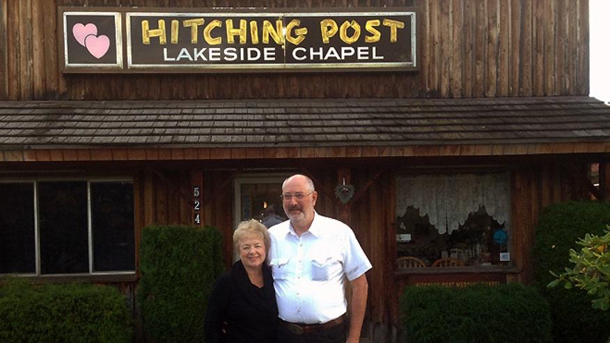 Idaho wedding chapel