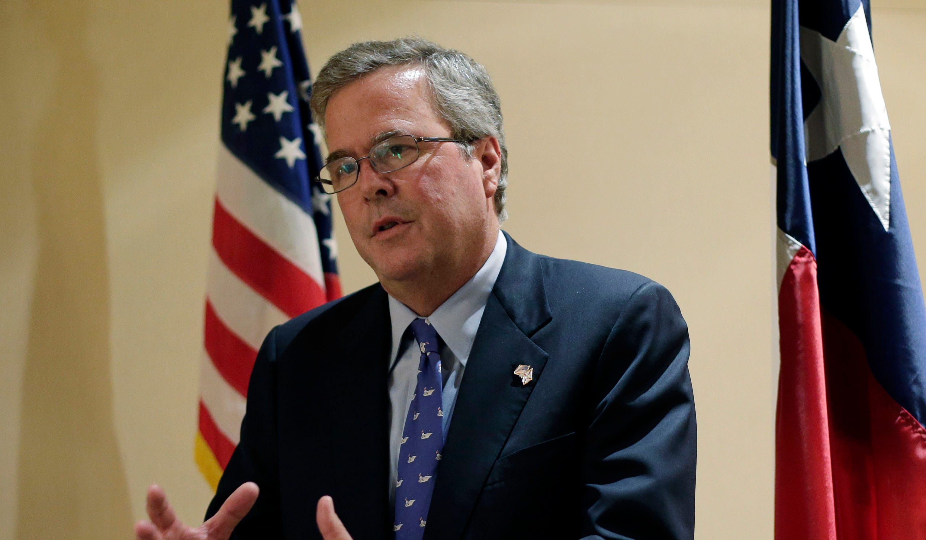 Jeb Bush: 'I'm Thinking About Running for President'