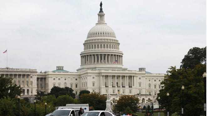 Poll finds faith in Congress at historic single-digit low