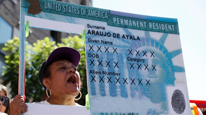 Order for Millions of Blank Work Permits, Green Cards Raising Amnesty Concerns