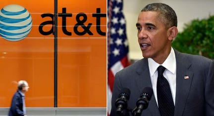 Obama calls for more regulation of Internet providers, industry fires back