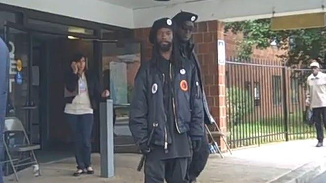 voter intimidation