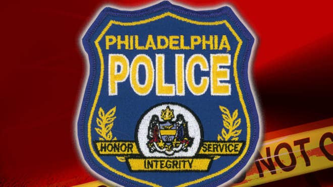 philadelphia police graphic