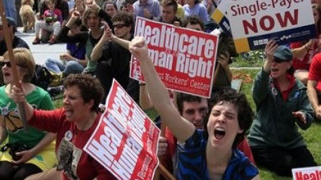 single-payer-protest