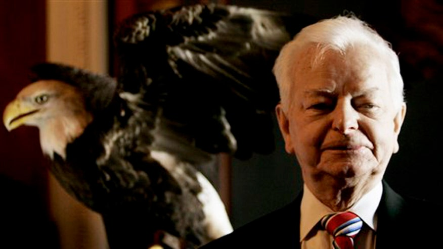 Robert Byrd Net Worth