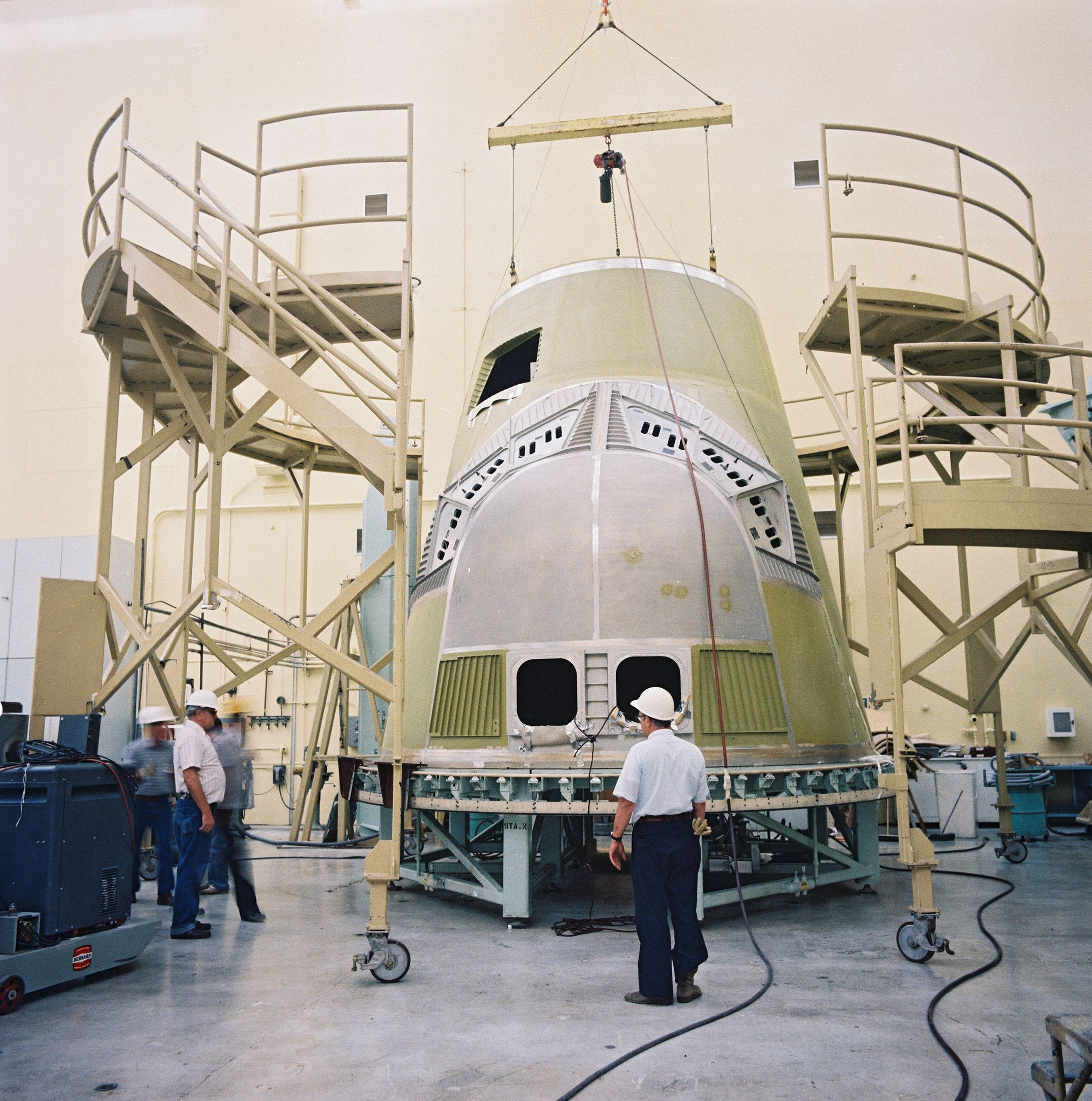 where are space shuttles built - photo #12