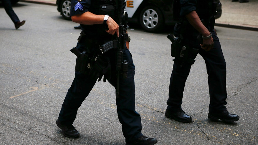 Conservatives, Libertarians and Liberals Should All  Worry About the Militarization of Police