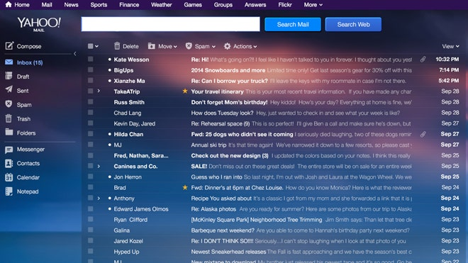 Even Yahoo employees don't use Yahoo Mail