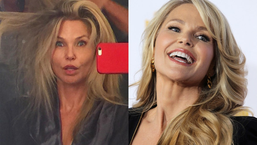 Christie brinkley eye makeup