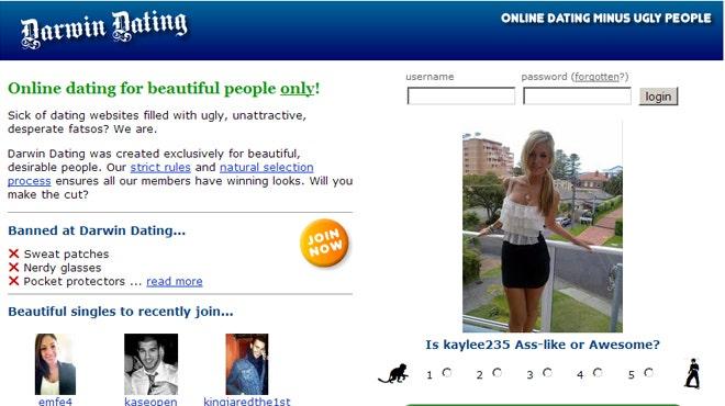 Eine globale online-dating-website