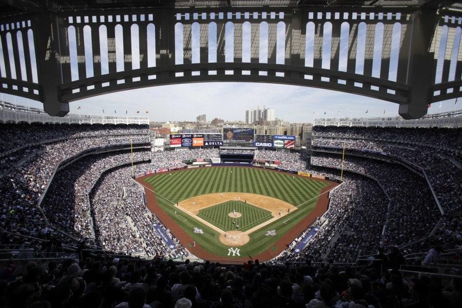 The 7 Most High Tech Ballparks In America Fox News