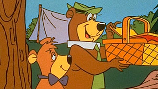 Yogi Bear Quotes Picnic Basket: Sorry, Yogi: Yosemite Outsmarts Its Food-stealing Bears