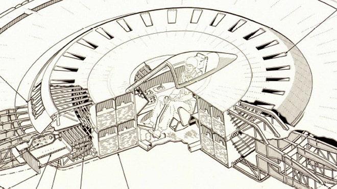 Flying Saucer Technology Flying Saucer Program Made
