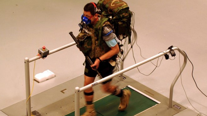 Army tests bionic suits