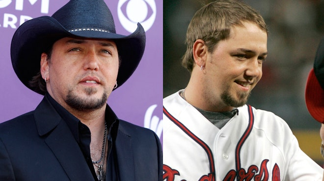 Toby Keith Without Hat Stars without their hats