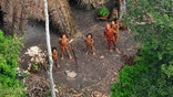 Uncontacted Brazilian Tribe