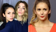 See what your favorite celebrities look like before they hit the makeup chair... and after.