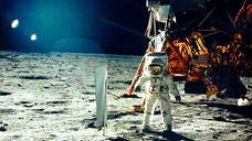 Why go back to the moon? The prospect of establishing a permanent presence on the moon would be a game-changer for the human race, former NASA propulsion division chief says.
