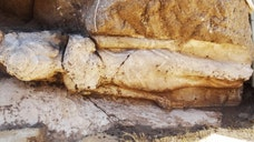 Egypt has announced that a team of European archaeologists have found a nearly -meter- ( ½-foot-) tall alabaster statue of a pharoanic princess, dating from approximately  B.C., outside the southern city of Luxor.