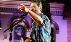 When Blake Shelton's new album drops at the end of September, fans should expect to get a little blast from the past.