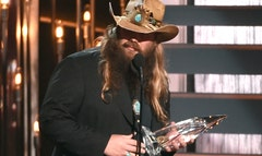 Chris Stapleton is one of the most critically acclaimed singer-songwriters in country music right now, but in a new interview, he says he doesn't want to be characterized as saving the genre with his back-to-basics approach.