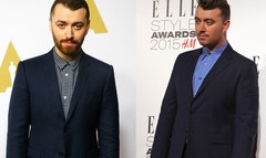 Fans are worried aboutSam Smith's health after he posted abarely recognizable photo of himself on Instagram.